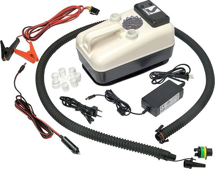 Bravo Pumpe Elektrisch 12V BP20 / GE20 V2 22PSI mit Batterie