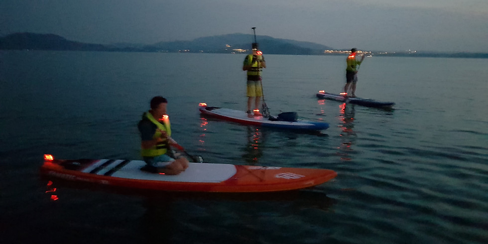 Moonlight SUP Tour 2021 5