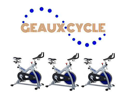 Three Cycling Classes
