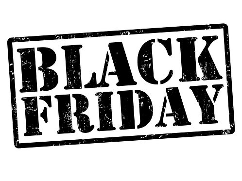 Black Friday 1 Month