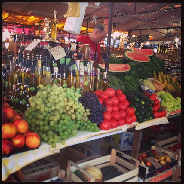 Trogir market x