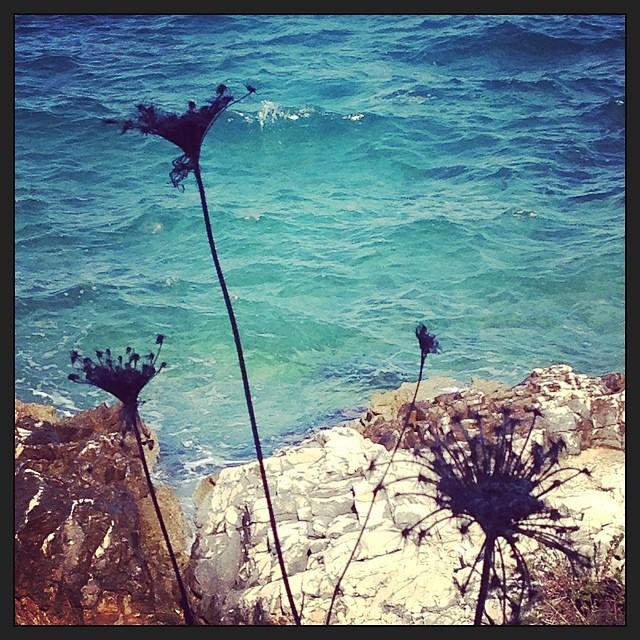 #sunshine #seaside #beautifulviews #beach #sea #croatia #slatine