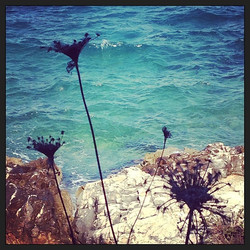 #sunshine #seaside #beautifulviews #beach #sea #croatia #slatine