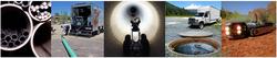 CCTV Pipe Inspection Cameras