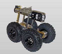 Steerable Pipe Ranger Self-propelled