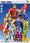 אדיר התכלת, סדרת ומיקס עופר זנזורי זנזוריה קומיקס
