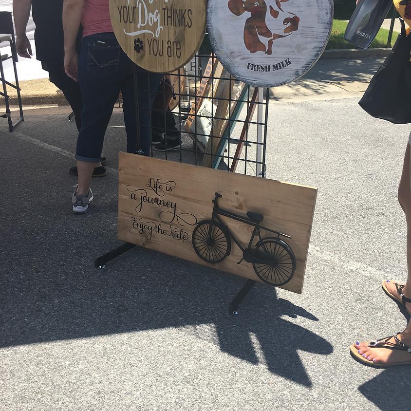 Block Party Vendor Booth
