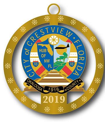 Christmas Ornament 2019