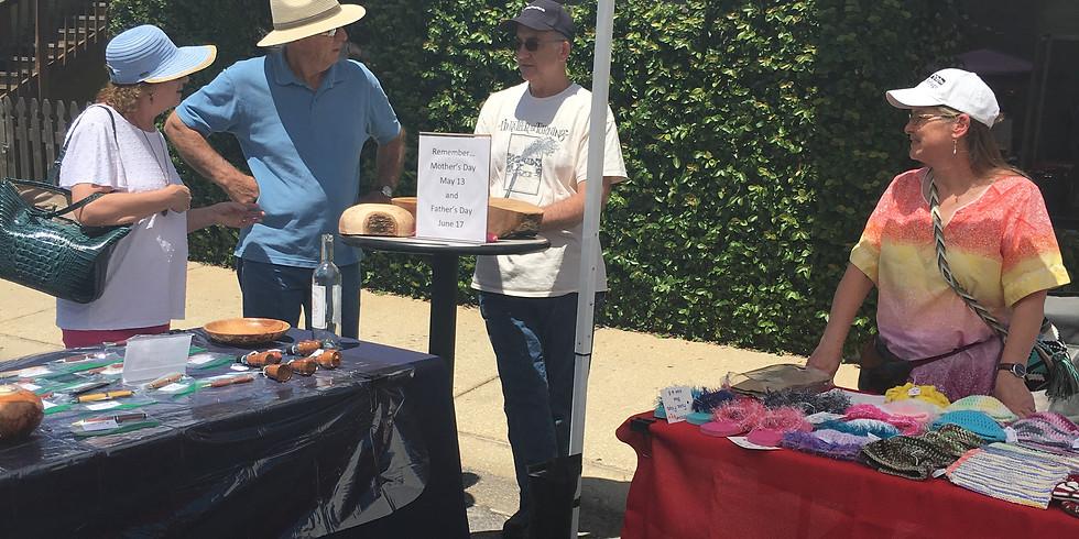 3rd Saturday Vendor Booth