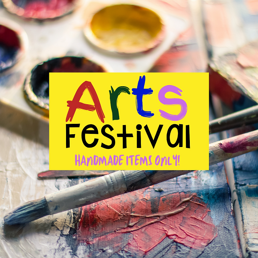 Arts Festival Vendor Registration