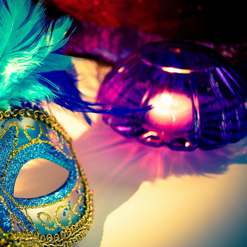 Mardi Gras Party (Beans & Beads)