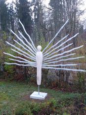Stilisierter Engel