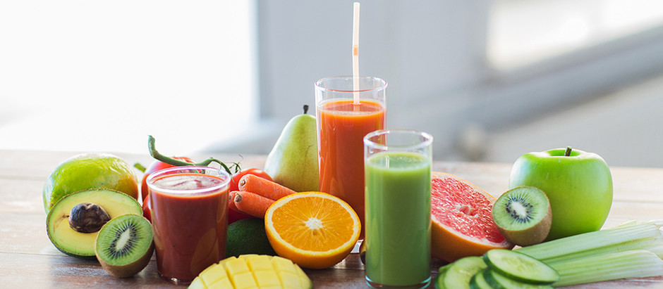 3 Juices that relieve stress