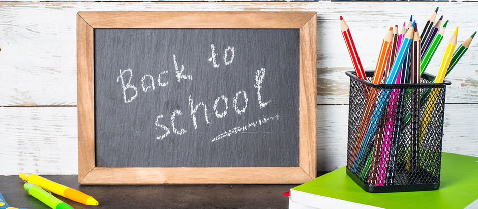 Are you prepared for your child's return to school?