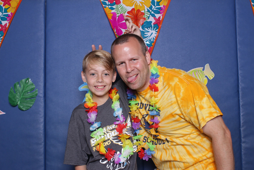 New Jersey photo booth
