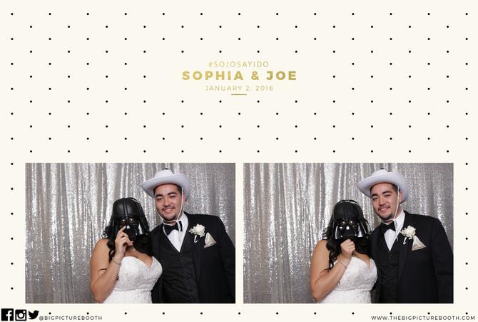 Sophia & Joe: Milleridge Inn Wedding, Long Island Photo Booth