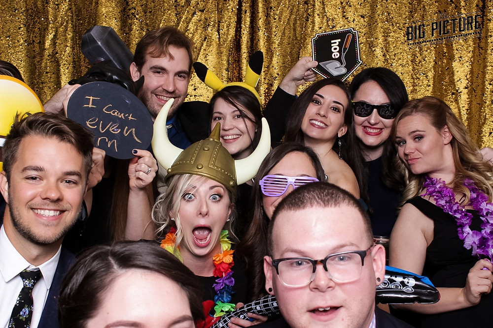 The Big Picture Booth, Monmouth County photo booth, Eagle Oaks Country Club wedding