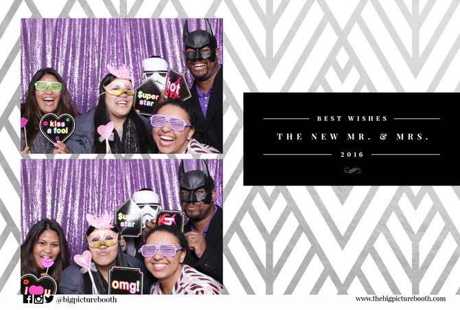 St. Peter's University Bridal Show, Jersey City Photo Booth