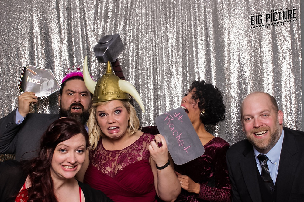 The Big Picture Booth, Jersey City photo booth, Hyatt Regency Jersey City wedding