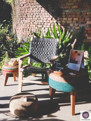 Grandfather Lounge Chair