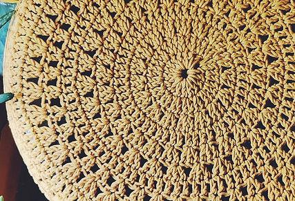 Gossamer crochet work tyre treasures upc
