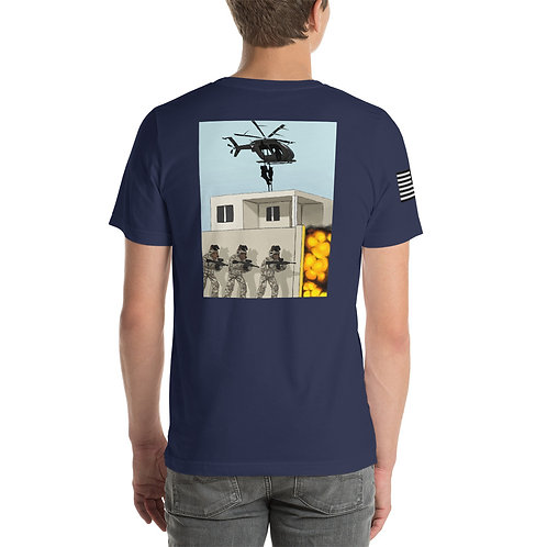 Pet Apocalypse Raid Unisex T-Shirt