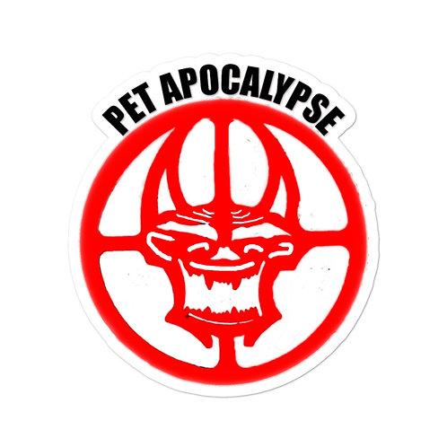 Sniper Logo stickers