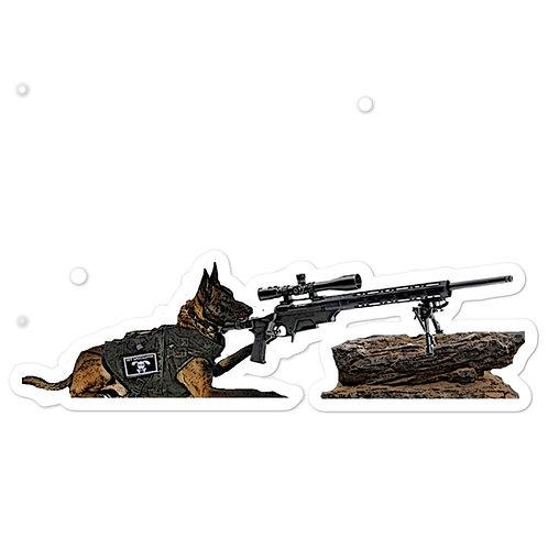 Sniper Challenge stickers