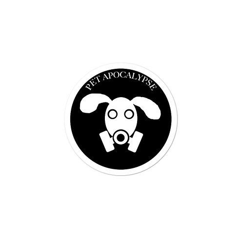 Pet Apocalypse Bubble-free stickers