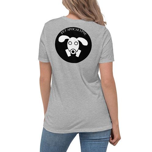 Pet Apocalypse Women's Relaxed T-Shirt