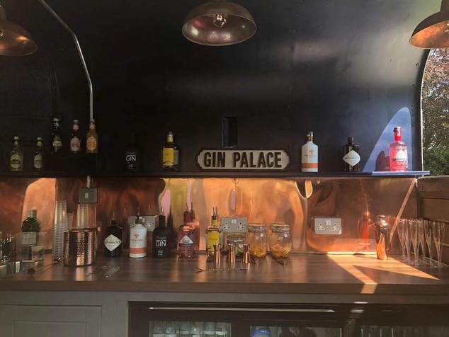 Mobile Gin Bar