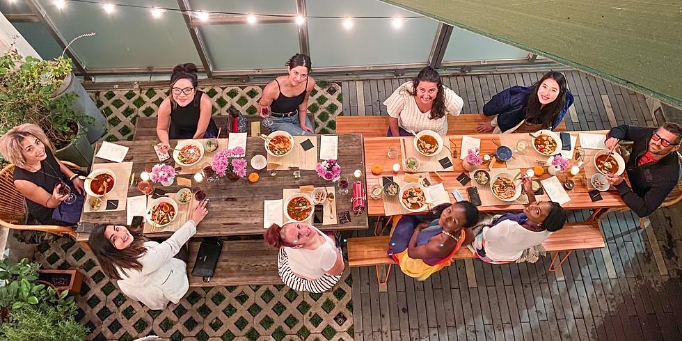 Co-creators' Family Dinner: Hanoi Food (Thurs)