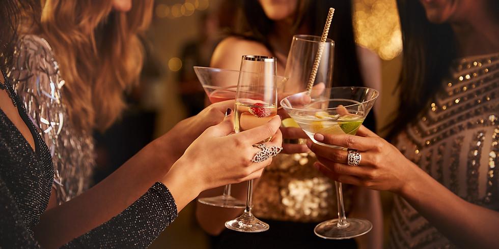 Ladies' Potluck Happy Hour