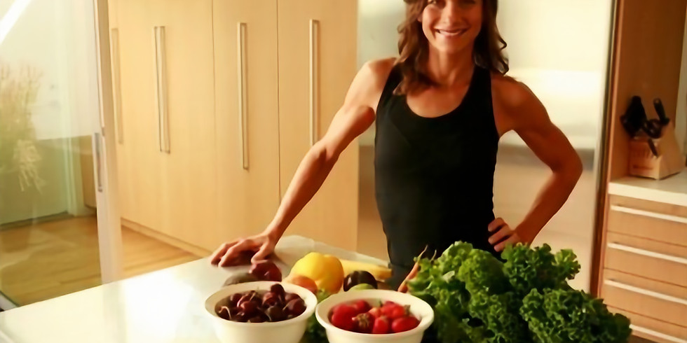 Speaker Event: Nutritions with Nell