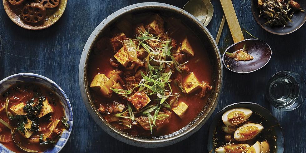 The YEM Dinner: Authentic Korean by Mama Kim
