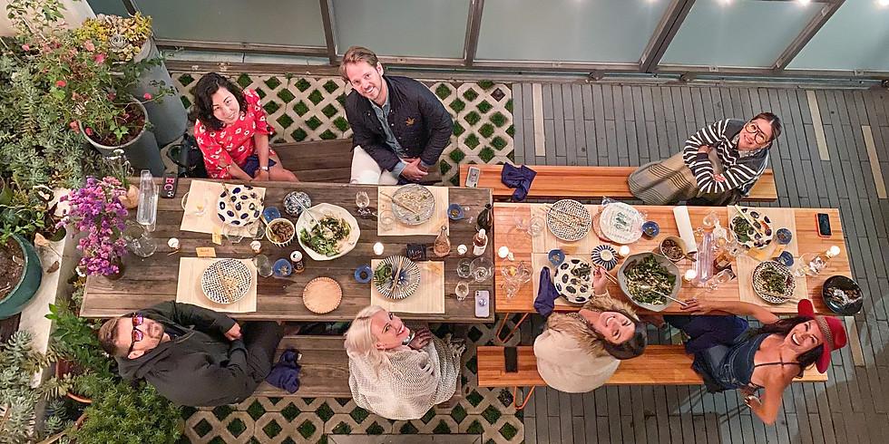#EatWithYem GARDEN Family Dinner: Central Vietnamese Cuisine  (Thurs)