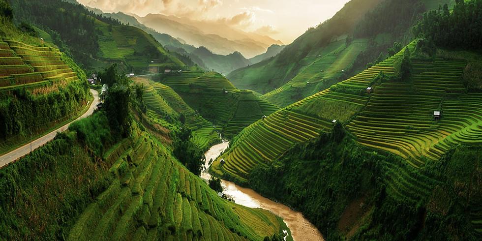 Self-Inquiry Retreat: Magical Mountains - Sapa, Vietnam