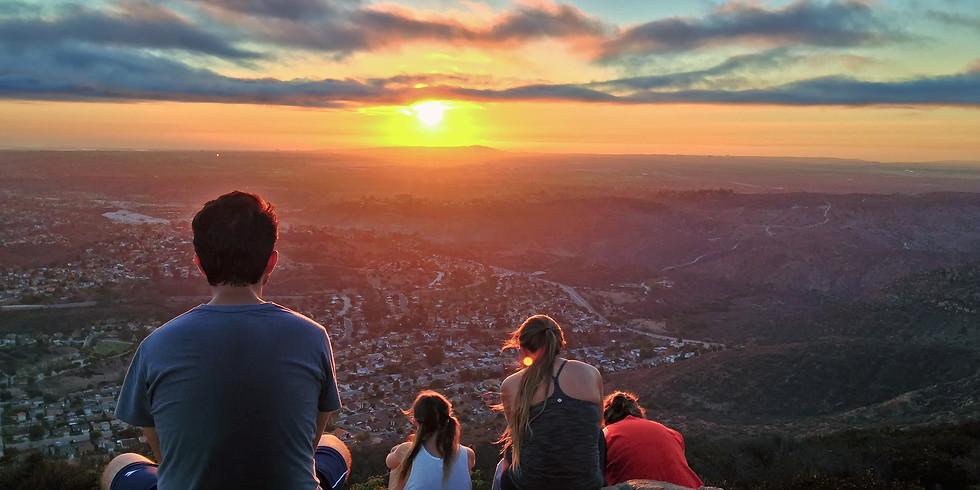 Sunset Inspiration Hike