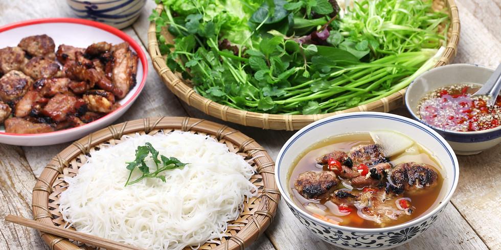 #EatWithYem GARDEN Family Dinner: Vietnamese Summer BBQ (Bun Cha)