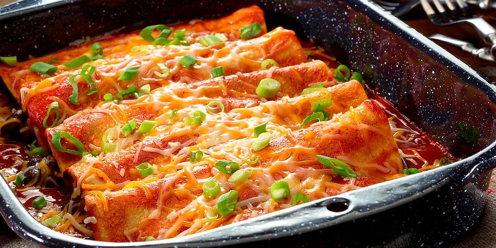 #EatWithYem GARDEN Family Dinner: Vietnamese Mexican (Wed)