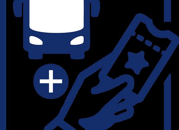 Combo (Ticket + Transfer)