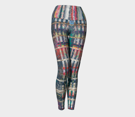 18 SS P Sand - Yoga Leggings