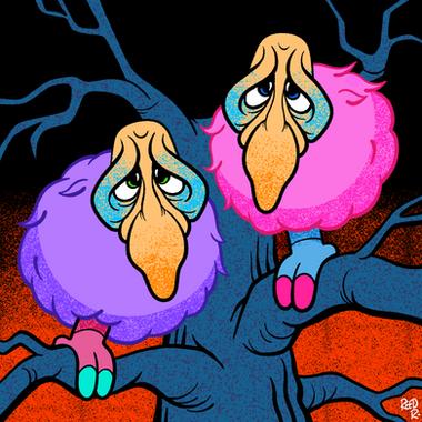 Worry Birds
