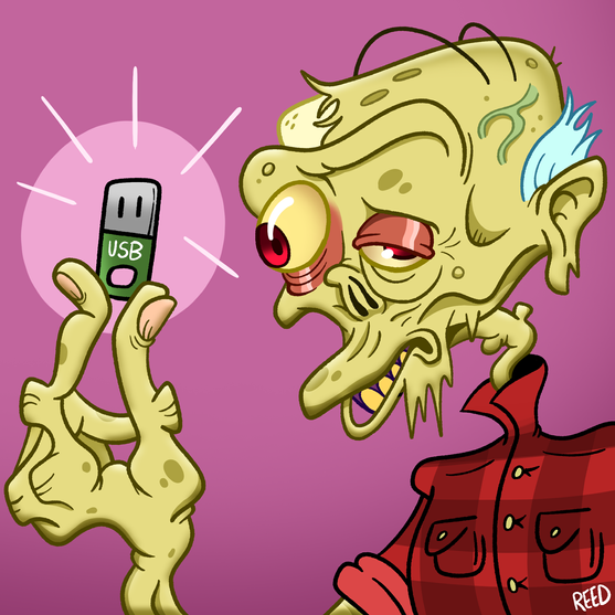 USB Zombie