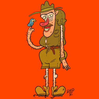 Ugly Scoutmaster