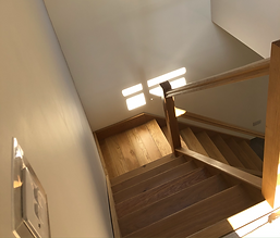 Neil Hart Joinery Stairs