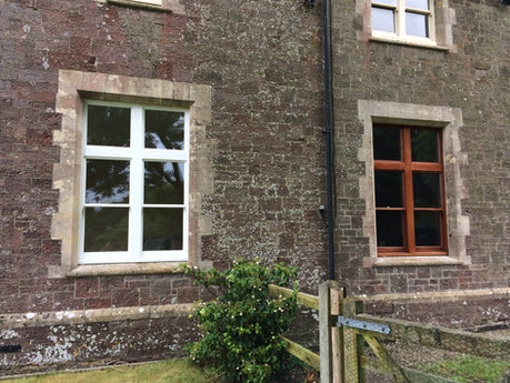 Windows after replacement