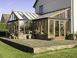 Neil Hart Joinery Conservatory