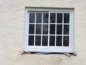 Yorkshire slider window