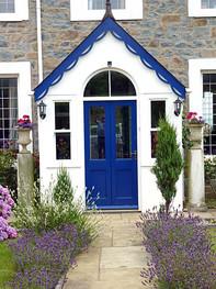 Decorative porch